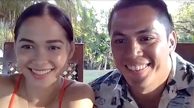 Maja Salvador and Rambo Nuñez admit to planning their 'future' together