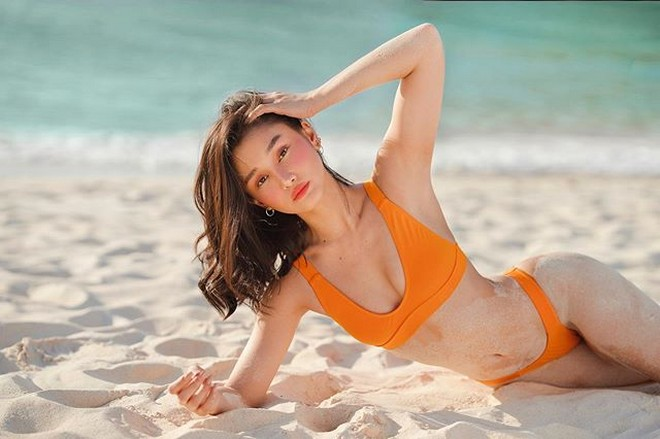 Amid this ECQ, Chie Filomeno reminisces her days at the beach.