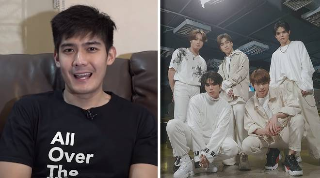 Robi Domingo clarifies what happened during his first meeting with SB19 on iWant ASAP: 'I wanted them to feel at home'