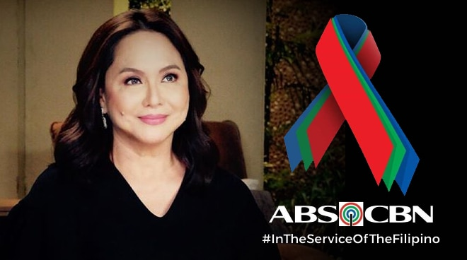 Charo Santos thanks Filipinos for the love and support for ABS-CBN