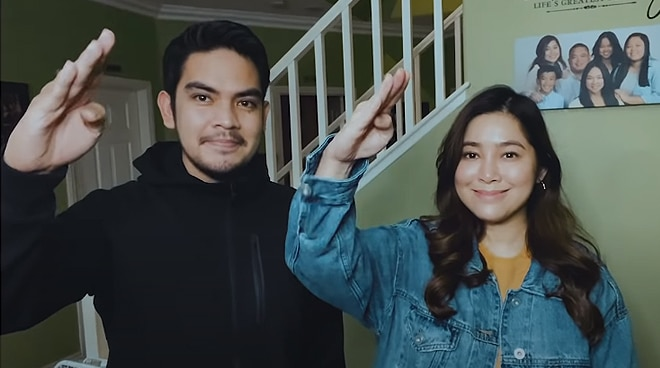 Moira dela Torre, husband Jason Marvin Hernandez release song dedicated to COVID-19 frontliners