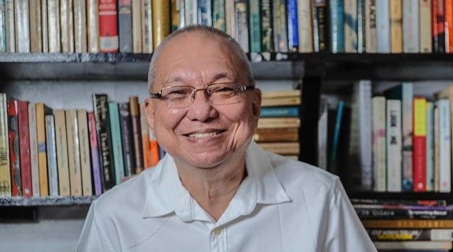 Amid ABS-CBN shutdown, Ricky Lee says: 'Ang lakas ng tiwala ng mga manonood'