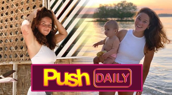 Andi Eigenmann, walang paki kung kita ang kanyang stretch marks | PUSH Daily