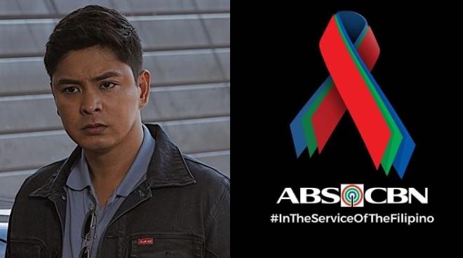 Coco Martin: 'Bakit kami ang naisip ninyong tanggalin? Sa panahon ngayon kung saan ang ABS-CBN at ang mga artista ang isa sa mga tumutulong sa mga tao ngayon?'