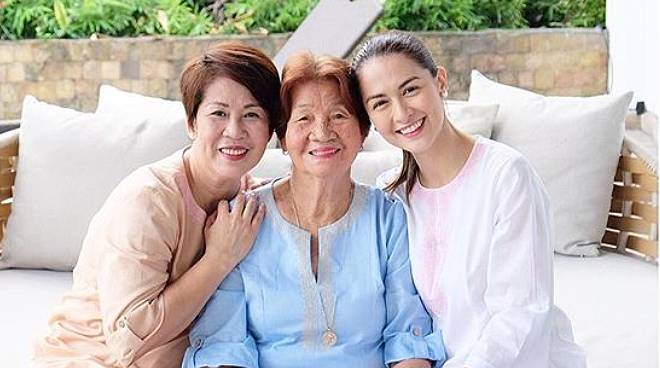 Marian Rivera talks about being lucky to grow up with two moms
