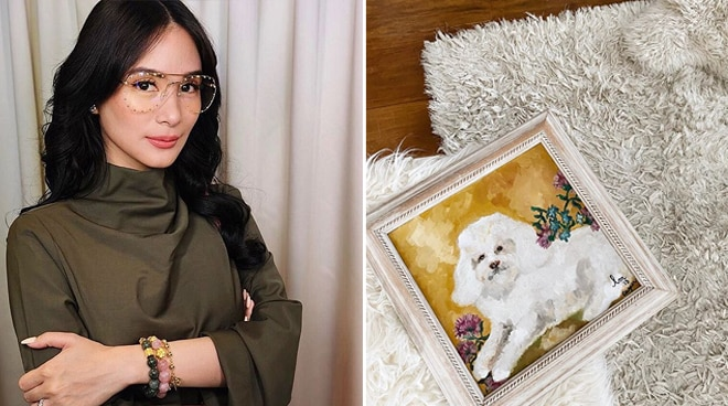 Heart Evangelista mourns the passing of her dog: 'I will miss you more than you will ever know'