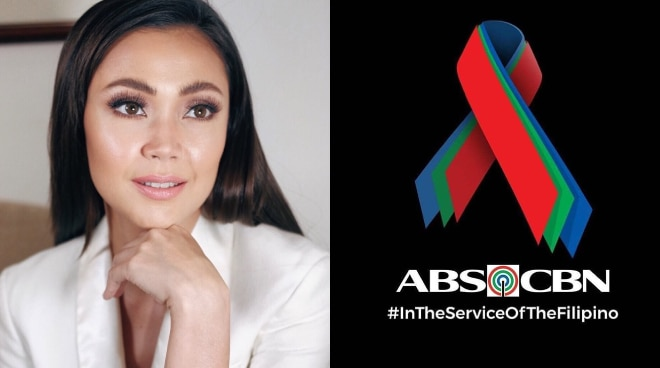 Jodi Sta. Maria: 'I need to speak up, I need to stand up for my second home'