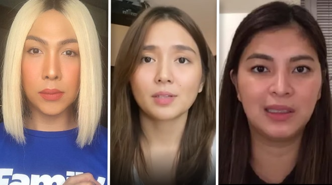 Vice Ganda, Angel Locsin and more express gratitude to Congress following filing of bill allowing ABS-CBN to operate
