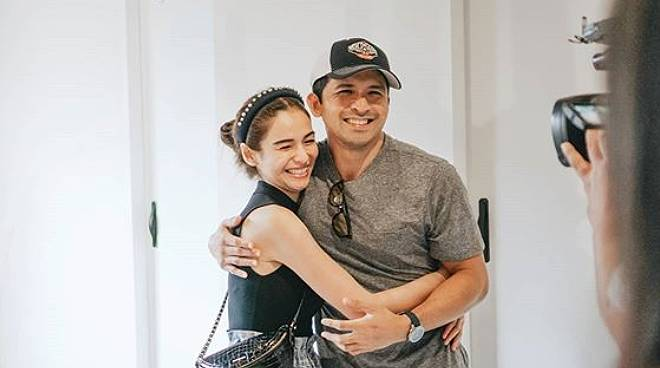'I love you': Jennylyn Mercado greets Dennis Trillo on his birthday