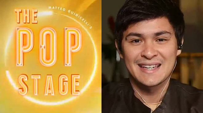 LOOK: Matteo Guidicelli launches online talent show