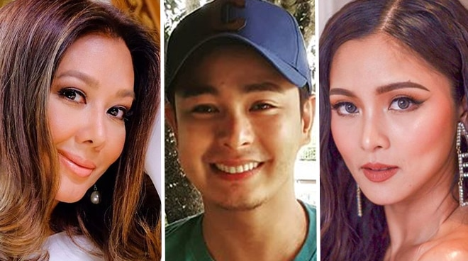 Korina Sanchez defends Coco Martin and Kim Chiu amid online attacks
