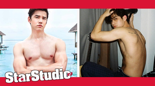 ANG INIT! Thai actors rock hot bodies—who's your bet?