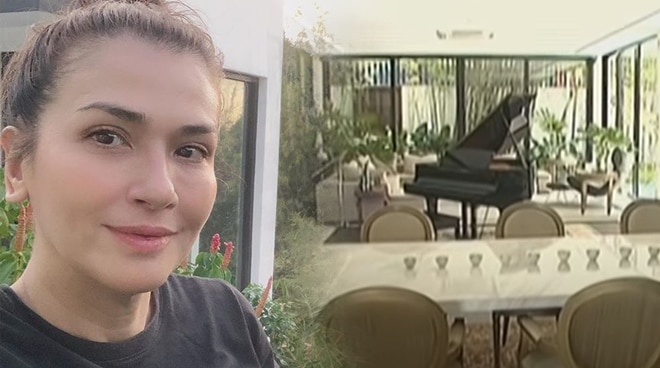 Zsa Zsa Padilla and fiancé's home in Makati is a dream for every glass house lover