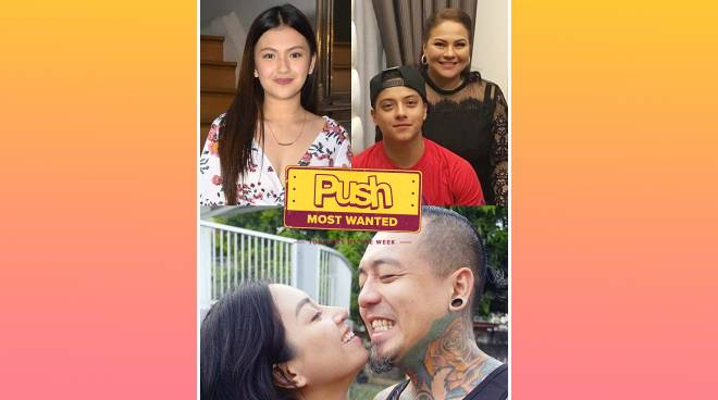 Karen Reyes introduces kids for first the first time | Push Most Wanted