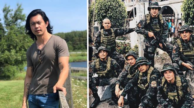 Former 'FPJ's Ang Probinsyano' star Ron Morales is now a cook in Canada
