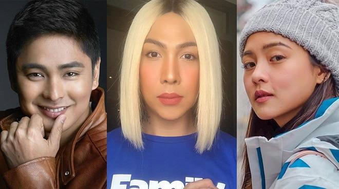 Vice Ganda defends Coco Martin and Kim Chiu from bashers