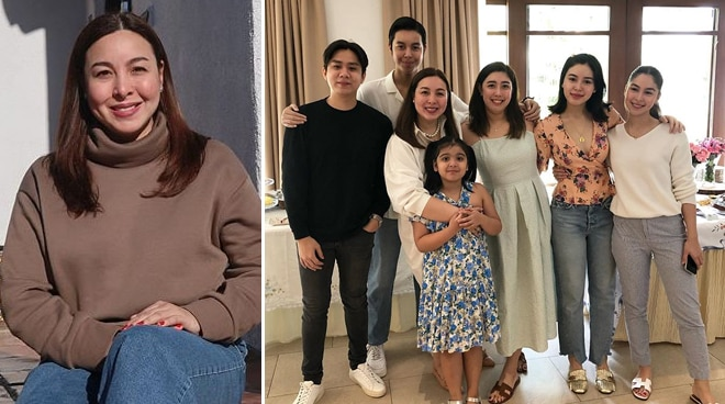 Here's how Marjorie Barretto celebrated her 46th birthday