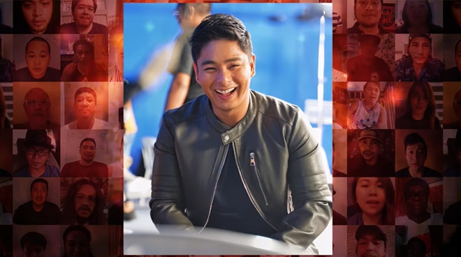 Crew members defend Coco Martin from former ABS-CBN cameraman's accusations