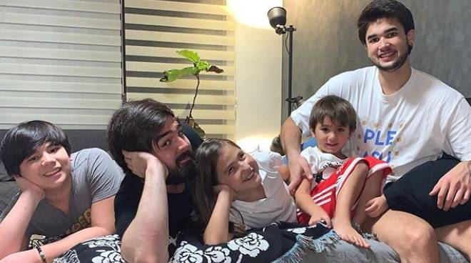 LOOK: Siblings complete as Jackie Forster's youngest child celebrates birthday