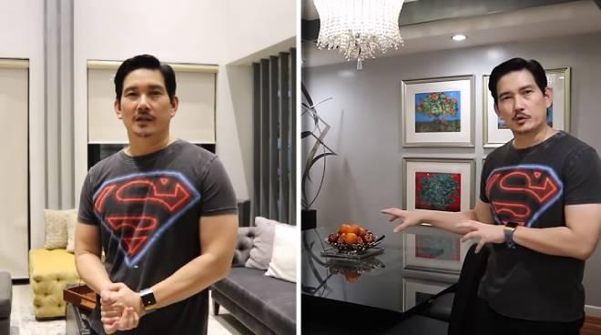 WATCH: Take a tour of Richard Yap's cozy home