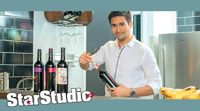 HOME EXCLUSIVE: Living it up with Sam Milby