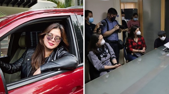 Angel Locsin is selling one of her cars to raise funds for COVID-19 mass testing