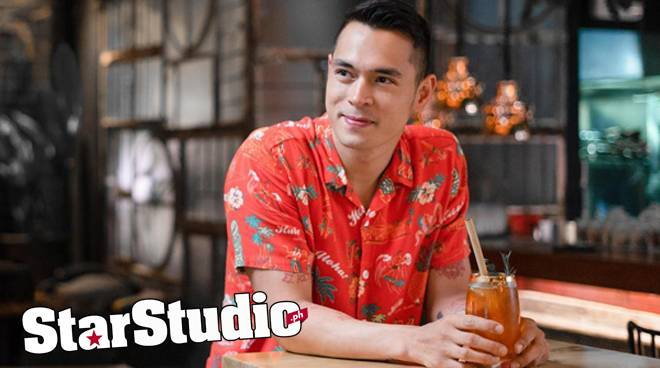 RESTO REVEAL! Jake Cuenca says: I have an Agimat