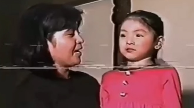 WATCH: Young Nadine Lustre charms netizens in throwback video