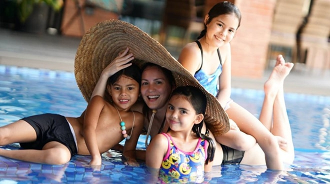 PUSH X LIFESTYLE: Cheska Garcia-Kramer teaches kids life skills while on lockdown
