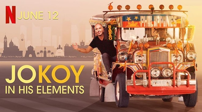 WATCH: Comedian Jo Koy rediscover Filipino roots in Netflix's 'Jo Koy: In His Elements' first trailer