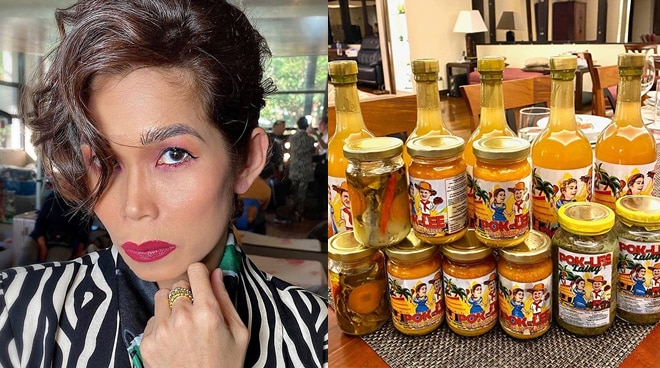 Pokwang focuses on her business Poklee Food Products during ECQ