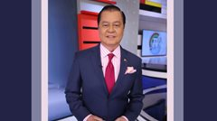 'Kapamilya forever': Noli de Castro confirms he will stay with ABS-CBN