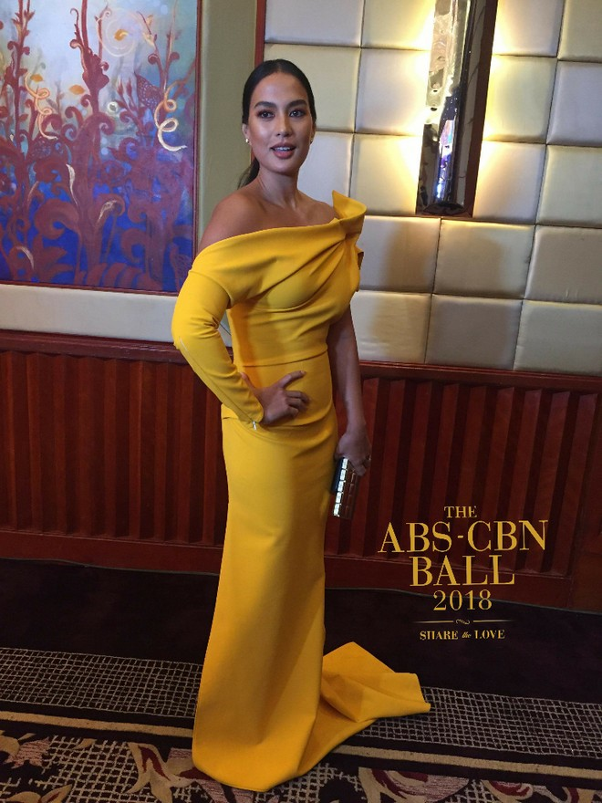 FIRST LOOK: Stars arrive at the ABS-CBN Ball 2018 - PUSH ...