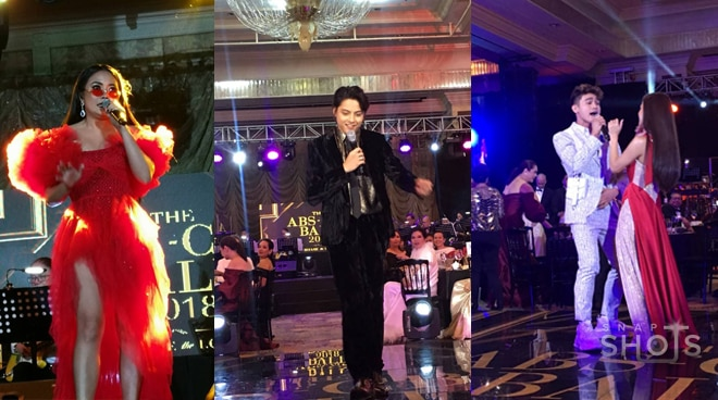 INSIDE LOOK: Kapamilya Stars enjoy the night at the ABS-CBN Ball 2018