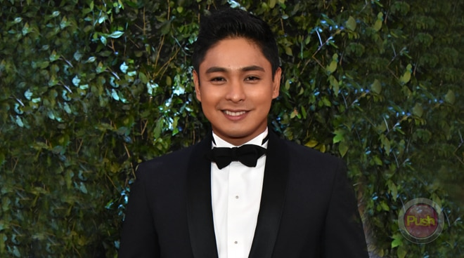 Coco Martin reveals why he decided to go solo at the ABS-CBN Ball 2018