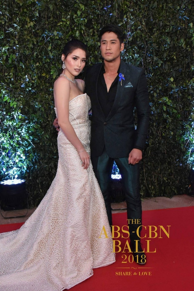 Kylie Padilla and Aljur Abrenica