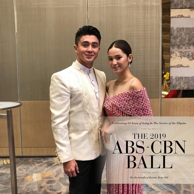 AARON VILLAFLOR AND BARBIE IMPERIAL