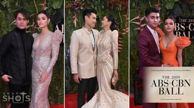 ABS-CBN BALL 2019 RED CARPET Part 1