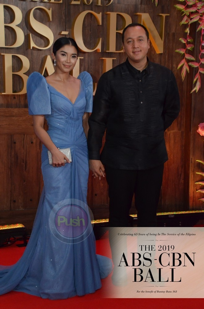 2019 ABS-CBN Ball held at Shangri-La at the Fort in Taguig this Saturday, September 14.