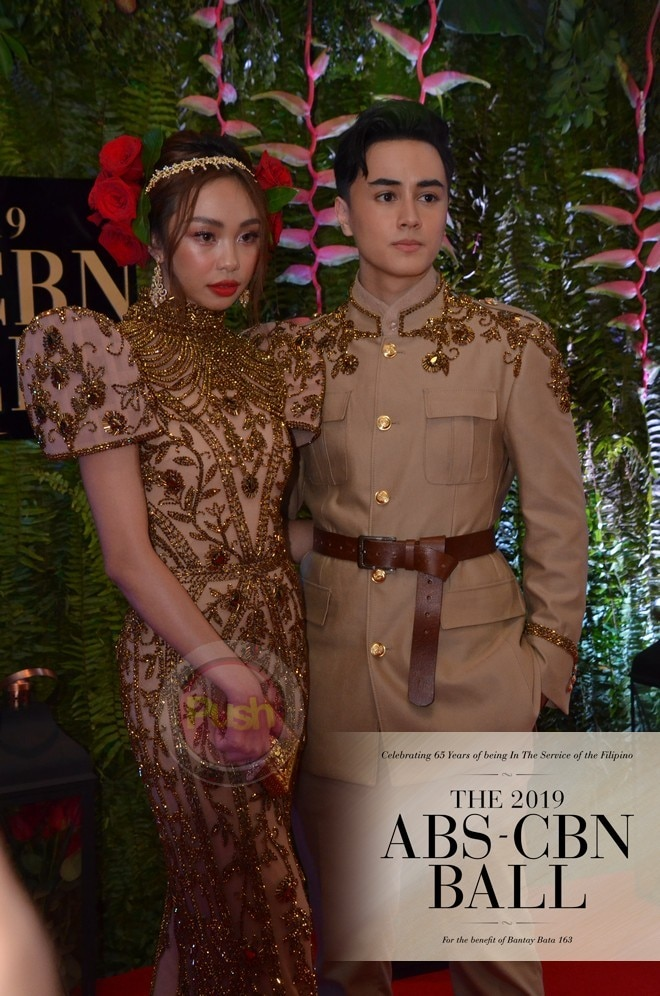 "Maymay Entrata and Edward Barber ""Marward"""