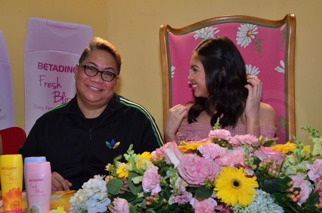 Maine renewed her contract with Mundipharma for Betadine Fresh Bliss.