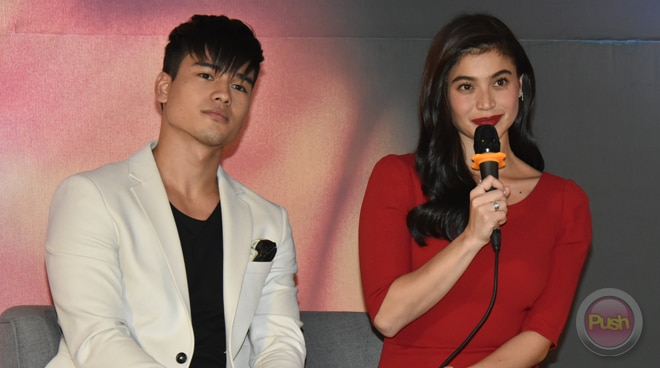 "Anne Curtis and Marco Gumabao to pair up for the first time in the sexy drama film ""Just A Stranger"""