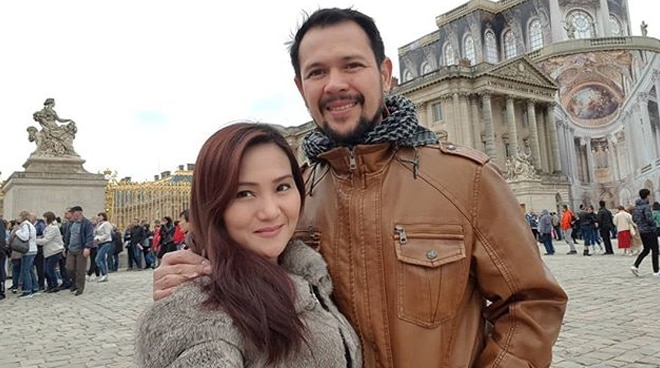 EXCLUSIVE: Gladys Reyes very proud that husband Christopher Roxas gets his biggest break in 'Tabon'