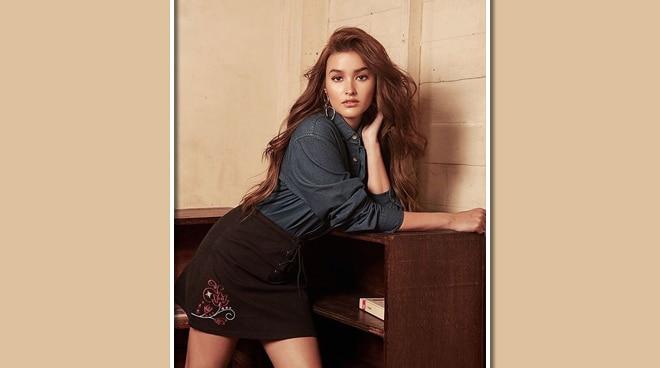 Liza Soberano says she is open to playing a kontrabida character