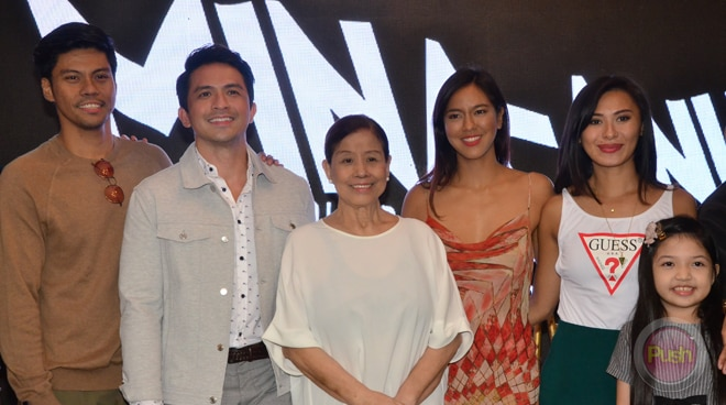 Dennis Trillo, Matteo Guidicelli and Jerald Napoles to star in the acclaimed movie 'Mina-anud'