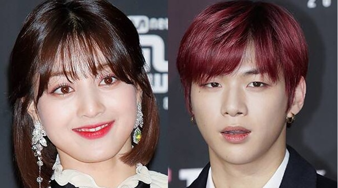 Kang Daniel, Jihyo dating, agencies confirm