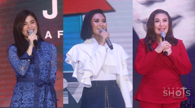 Anne Curtis, Sarah Geronimo, Sharon Cuneta and more stars attend VIVA Con day 2