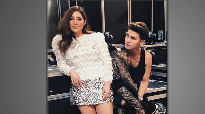 Moira dela Torre reacts to Inigo Pascual releasing his first international single