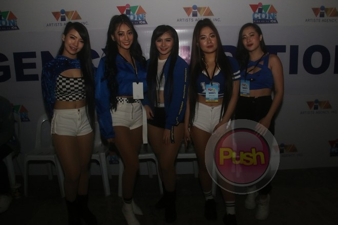 Check out the celebrities who attended the second day of VIVA Con.