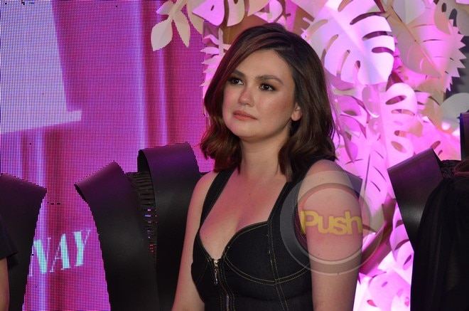 Cherry Pie, Agot, Angelica, Mylene, Joanna, and Lorna make up the cast of iWant's Call Me Tita.